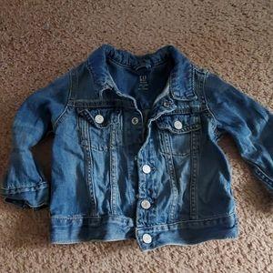 Baby boys Gap denim jacket